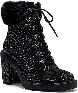 Jessica Simpson Jessica Simpson Deliah Bootie womens Combat Boot