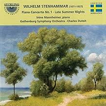 Stenhammar: Piano Concerto No.1