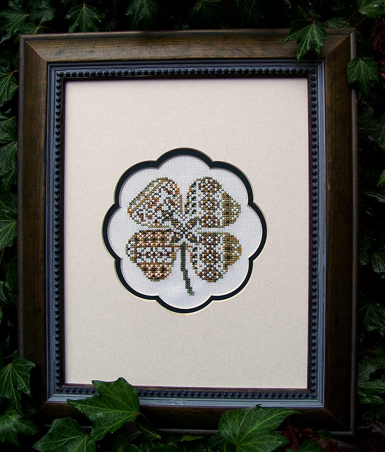 Chart Spring new work one after another Printed Pattern ONLY for Rar Cross Stitch Counted Year-end gift design