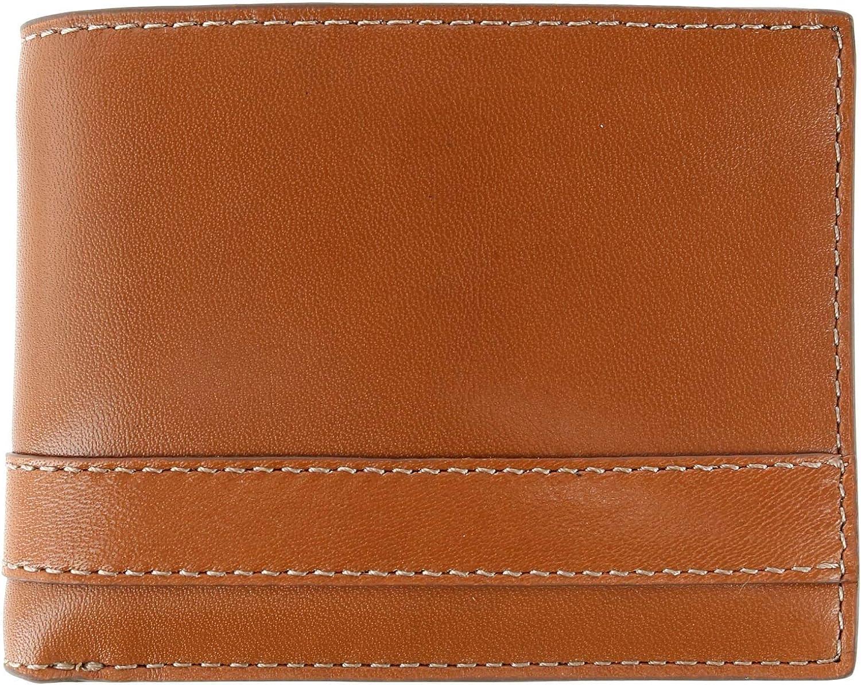 Trafalgar Men's Coleton RFID Slim Fold