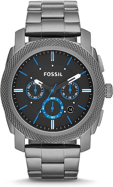 Fossil orologio cronografo quarzo uomo FS4931