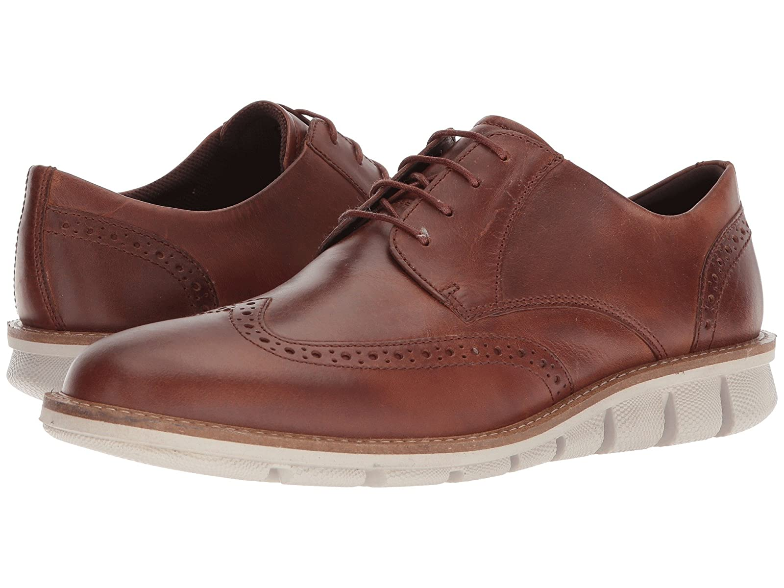ECCO Jeremy Wingtip Hybrid TieCheap and distinctive eye-catching shoes
