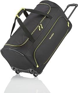 comprar comparacion Travelite Basics Trolley Reisetasche Fresh auf Rollen 70cm, in sechs Farben Bolso de Viaje 71 Centimeters 89 Negro (Schwarz)