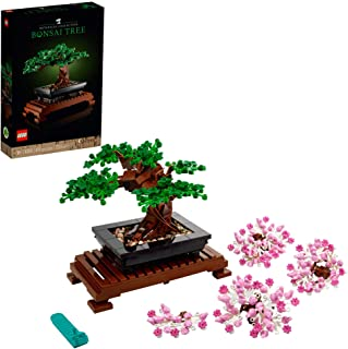LEGO Bonsai Tree 10281 Building Kit, a Building Project...
