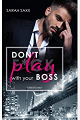 Don't play with your Boss (New York Boss-Reihe 1) (German Edition) Format Kindle