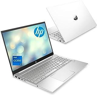 HP ノートパソコン インテル第11世代 Corei7 メモリ16GB 1TB SSD 15.6インチ フルHD IPSディスプレイ HP Pavilion 15-egセラミックホワイト WPS Office付き(型番:2D6M8PA-AAFO)