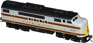 Bachmann Industries E-Z App Smart Phone Controlled Lackawanna #604 FT Locomotive Train