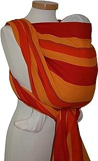 Storchenwiege Woven Cotton Baby Carrier Wrap (5.2, Albert)
