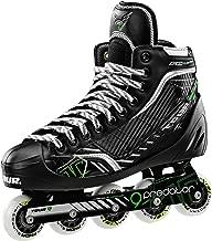 Tour Adult FB-LG72 Inline Goalie Skates Black/Green