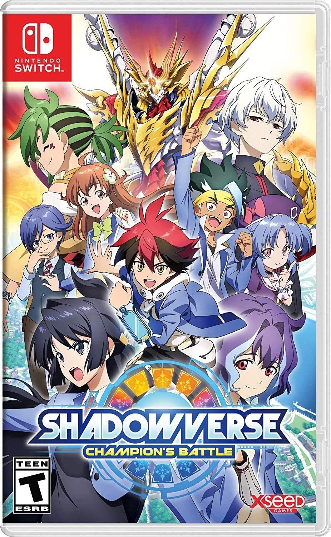 Poster. Shadowverse: Champion's Battle