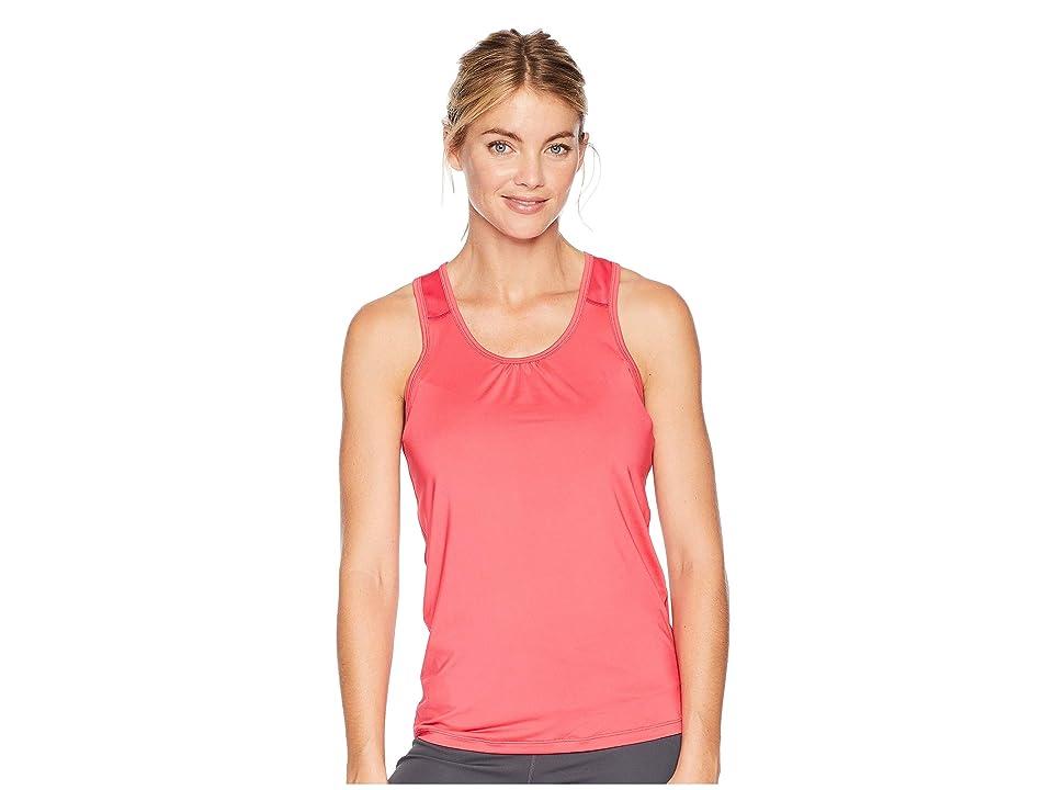 Skirt Sports Free Flow Tank Top (Cosmo Pink) Women