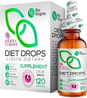 go pure diet drops