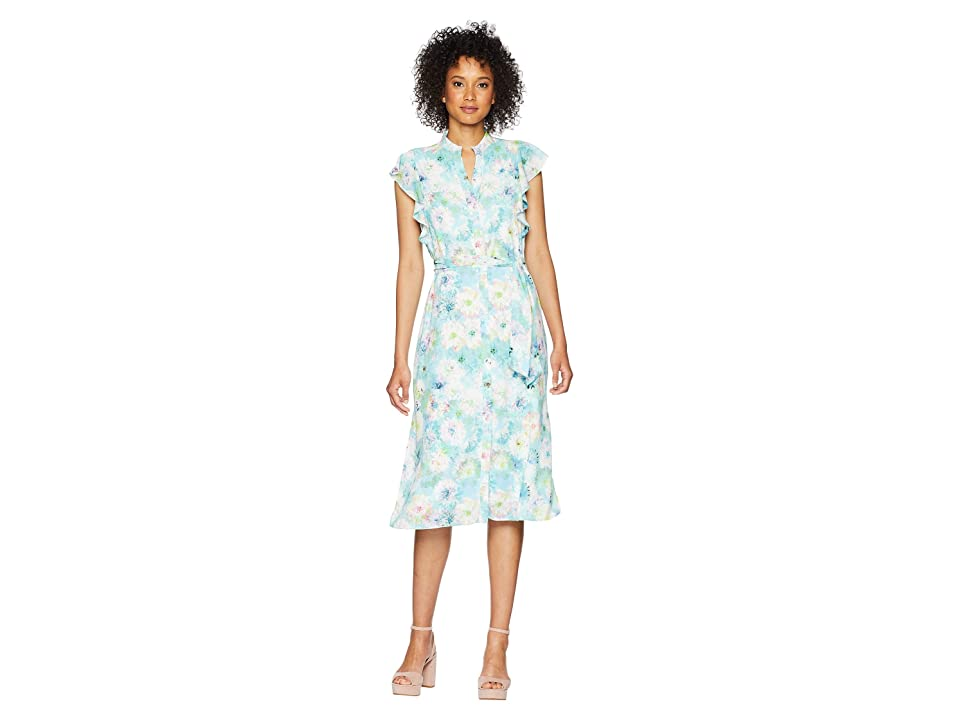 CATHERINE Catherine Malandrino Fredda Dress (Neon Floral) Women