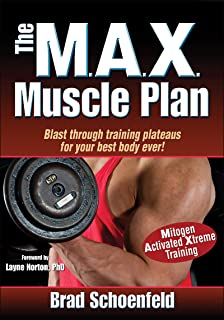 Best the max muscle plan free Reviews