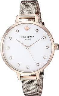 Ladies Metro Wrist Watch -Slim 10MM Bracelet