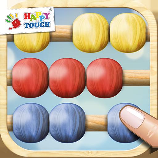 Kinder rechnen! (Abakus Rechenschieber von Happy Touch Apps für die Vorschule)
