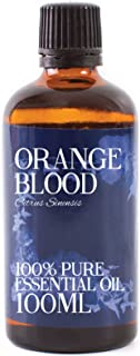 Mystic Moments | Orange Blood Essential Oil - 100ml - 100% Pure