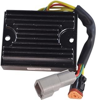 Voltage Regulator Rectifier For Sea Doo Challenger 180 230/ Speedster 150 200 / 3D / GTI/GTX/RXT/Islandia 220/800 950 1500 3000 4200 cc 2005 2006 2007 OEM Repl.# 278001969 278001581