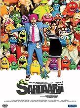 Sardarji Punjabi DVD Stg: Diljit Dosanjh, Neeru Bajwa (2015)