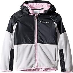 Slate Grey/Black/Pink Clover