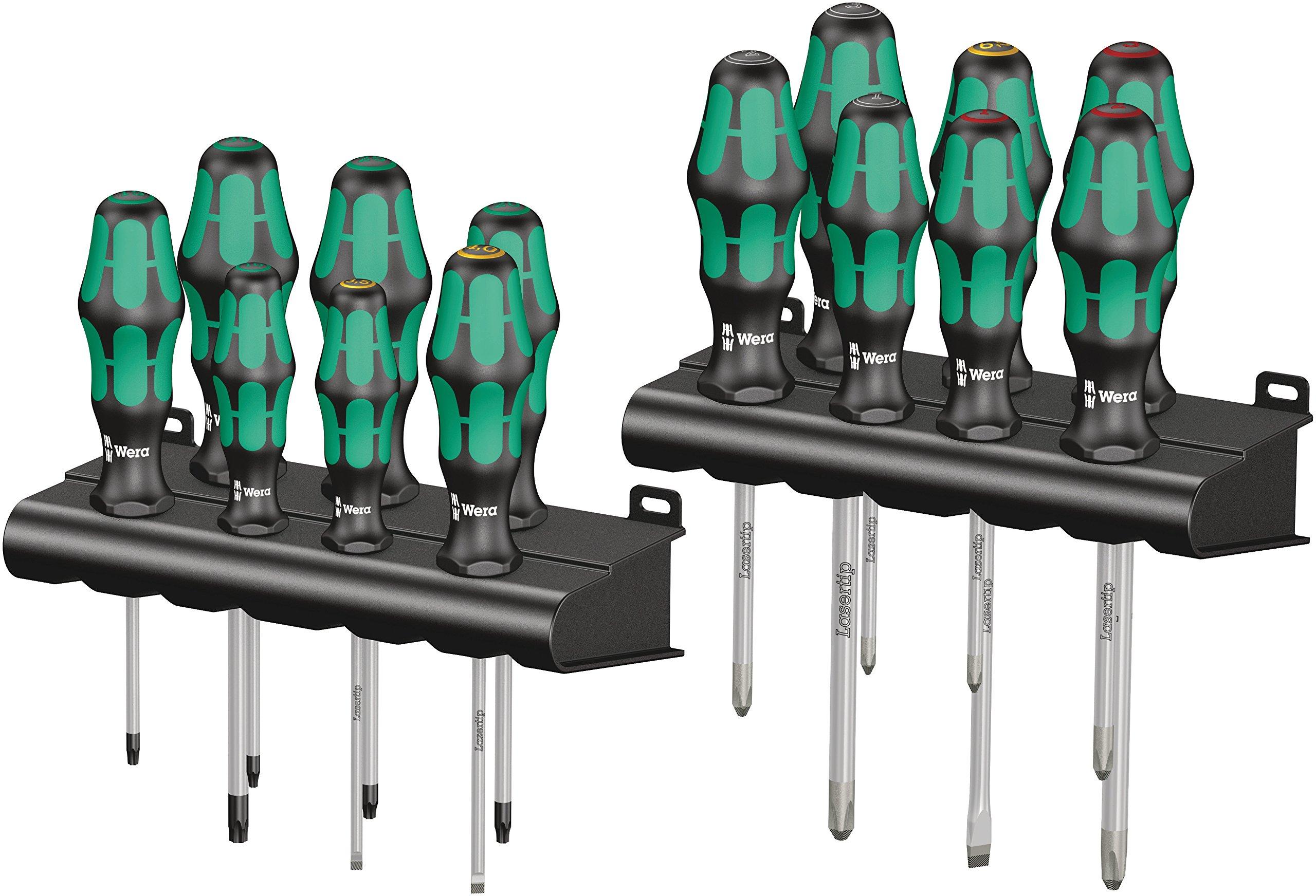 Wera 05105630001 Kraftform Big Pack 300, 16 piezas, Set: Amazon.es: Bricolaje y herramientas