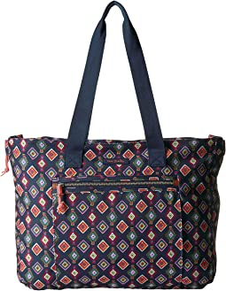 Vera Bradley Luggage - Lighten Up Expandable Tote