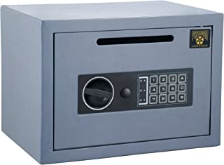 7804 Paragon Lock & Safe CashKing Digital Depository Drop Safe .54 CF Cash Heavy Duty