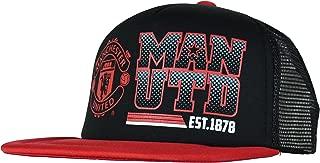 Manchester United Adjustable Cap Hat Trucker New Season