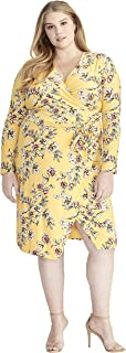 Women's Plus Size Darcie Printed Jersey Dress