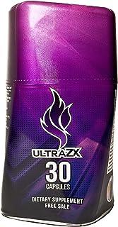 ULTRAZX, la ansiedad y disminuye el apetito. Acelera el