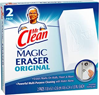 Mr. Clean Erase and Renew Magic Eraser, Original, 2-Count