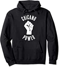 Chicano Power Mexican Mexico Chicanismo Latina Latinx Raza  Pullover Hoodie