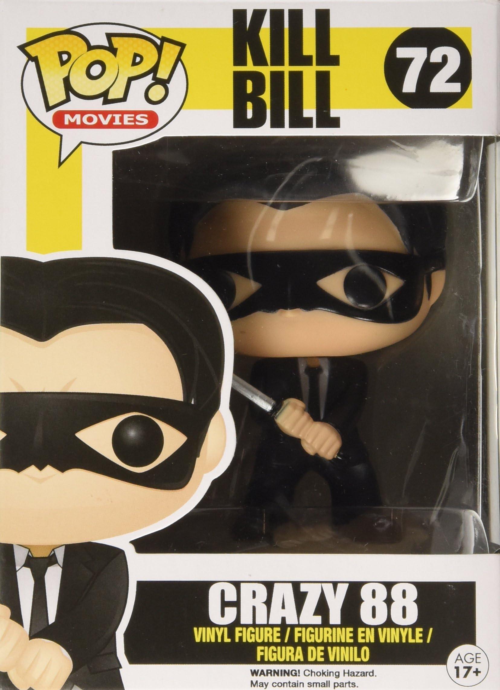 FUNKO POP KILL BILL BILL FIGURINE VINYLE