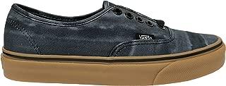 Vans Authentic (Tie Dye) Black/Light Gum