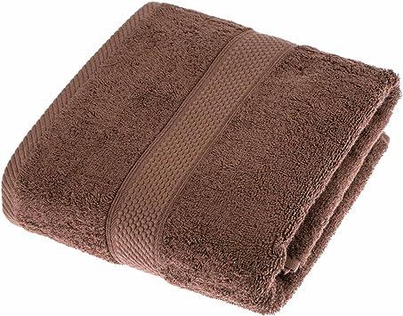 Asciugamani da Bagno Grande Confezione Singola, 90 x 180 cm, Prugna Teli Bagno 700 g//mq Utopia Towels