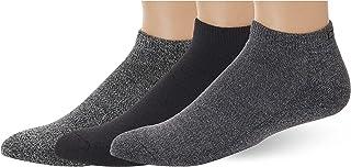 CHAPS mens Assorted Marl Low Cut Casual Socks (3 Pack)