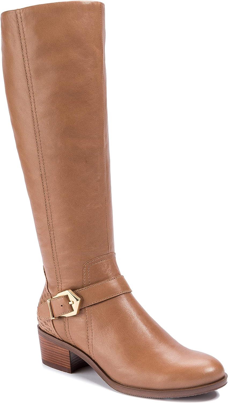BareTraps Womens Ingrid Almond Toe Mid-Calf Fashion Boots