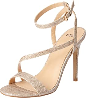 Novo Women's High Heel Strappy Sandals