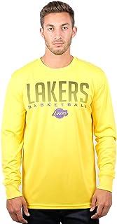 Unk NBA Men's VLM0291F-AM NBA Men's Performance Poly Long Sleeve T-Shirt, Team Color (pack of 1)