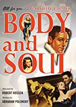 body and soul dvd