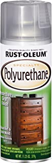Rust-Oleum 7870830 Polyurethane Spray, 11 oz, Gloss