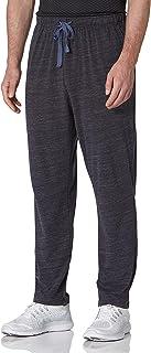 Amazon Brand - HIKARO Men's Lounge Pants Pyjama Bottoms Casual Soft Trousers Nightwear Sleepwear Tracksuit Bottoms Joggers