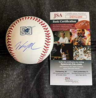 Wil Myers Autographed Signed Memorabilia 50th Anniversary Baseball Autographed Signed Memorabilia Sd Padres JSA Coa