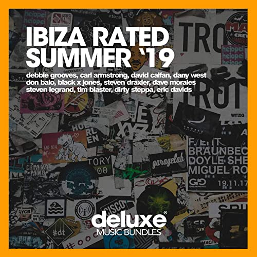 Ibiza Rated Summer 19 de Don Balon, David Calfan, Steven Draxler ...
