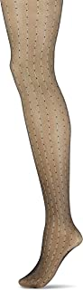 KUNERT Damen Filigrane Dots Strumpfhose, 30 DEN