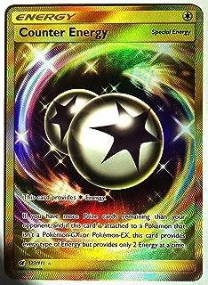 Pokemon - Crimson Invasion -Counter Energy 122/111, Secret rare, New, Mint