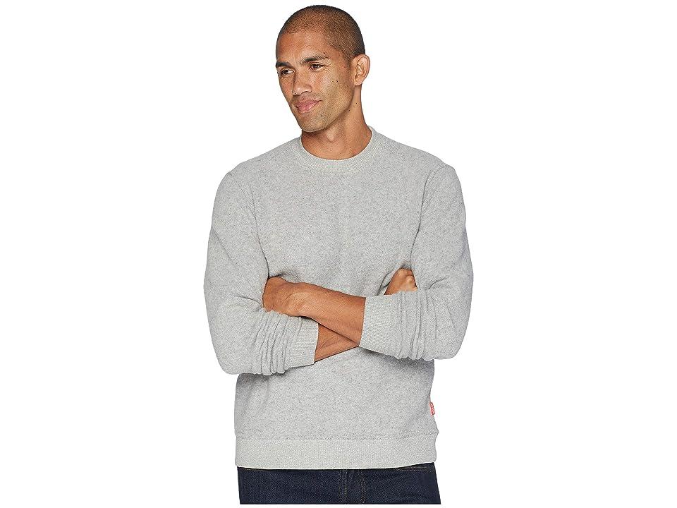 Topo Designs Global Sweater (Gray) Men