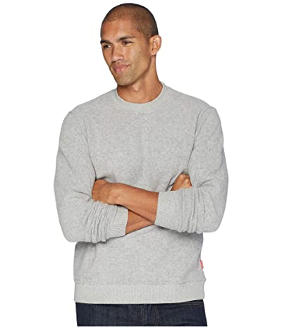 Topo Designs Global Sweater (Gray) Men