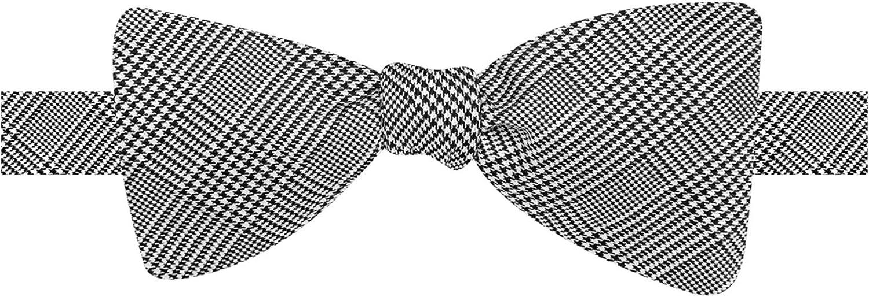 Countess Mara Mens Glenn Plaid Self-Tied Bow Tie