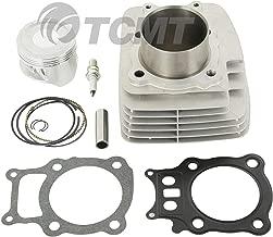 TCMT Fits For Honda Rancher TRX350 Cylinder Piston Gasket Top End Rebuild Kit 2000-2006